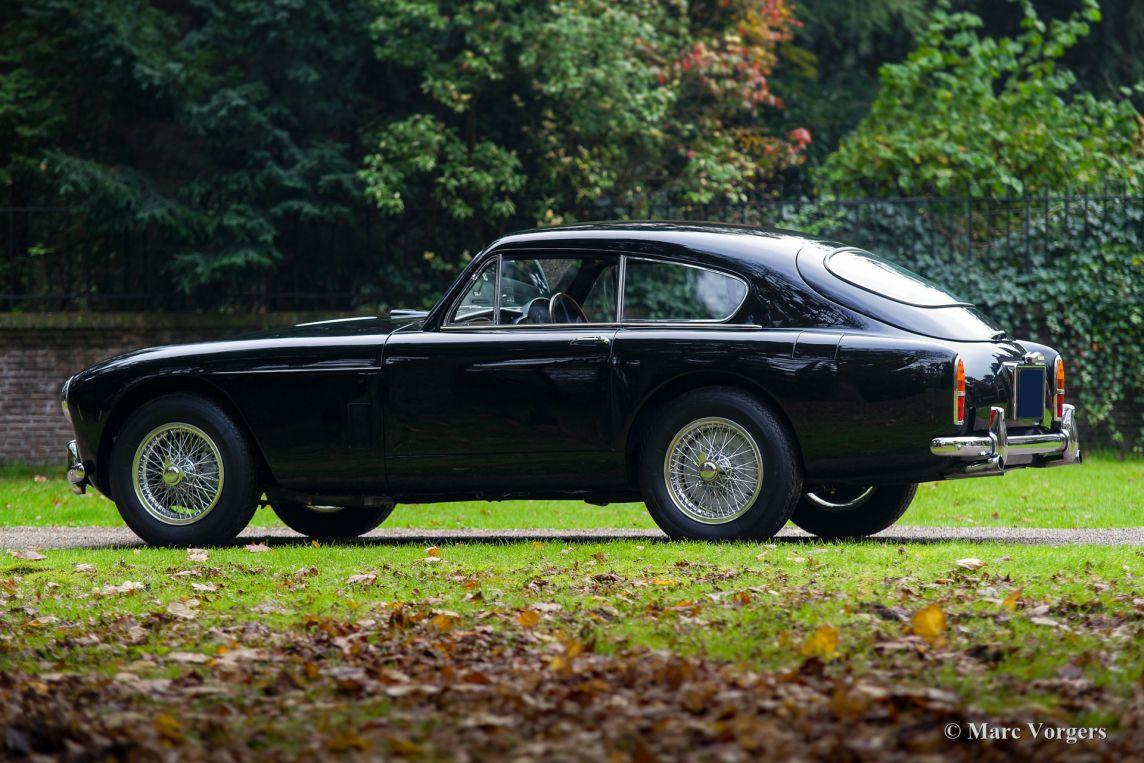 Aston Martin Db 2 4 Mk 3 1958 Classicargarage De