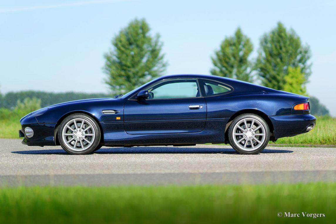 Aston Martin Db7 Vantage 2002 Classicargarage De