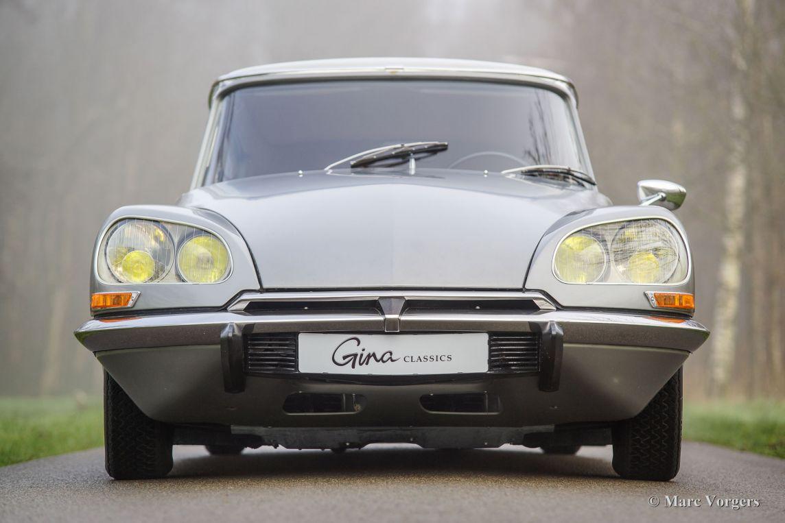 Citro 235 N Ds20 Pallas 1969 Classicargarage De