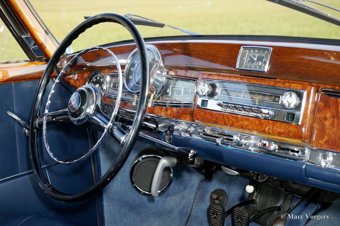 mercedes benz 300 s cabriolet 1953 classicargarage de. Black Bedroom Furniture Sets. Home Design Ideas