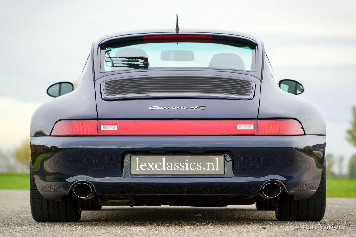 Porsche 911 993 Carrera 4s 1997 Classicargarage De