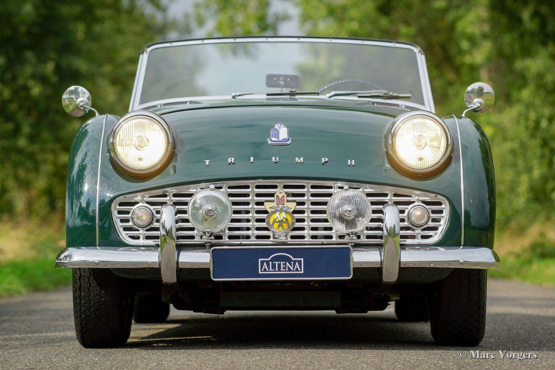Triumph TR 3A, 1961 - Classicargarage - DE