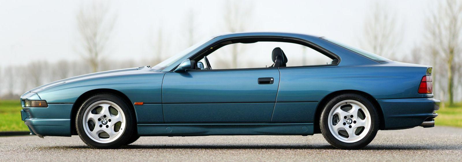 Bmw 850 Csi 1995 Classicargarage De