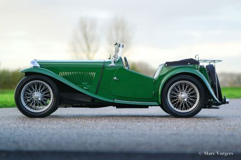 MG TC 'Midget', 1947