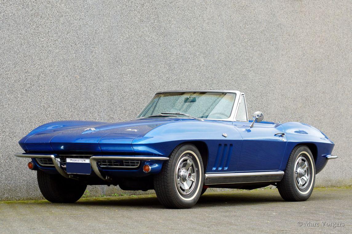Route 31 Auto Sales >> Chevrolet Corvette, 1966 - Classicargarage - DE