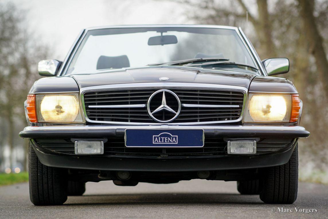 Mercedes benz 280 sl 1985 classicargarage de for Where do they make mercedes benz