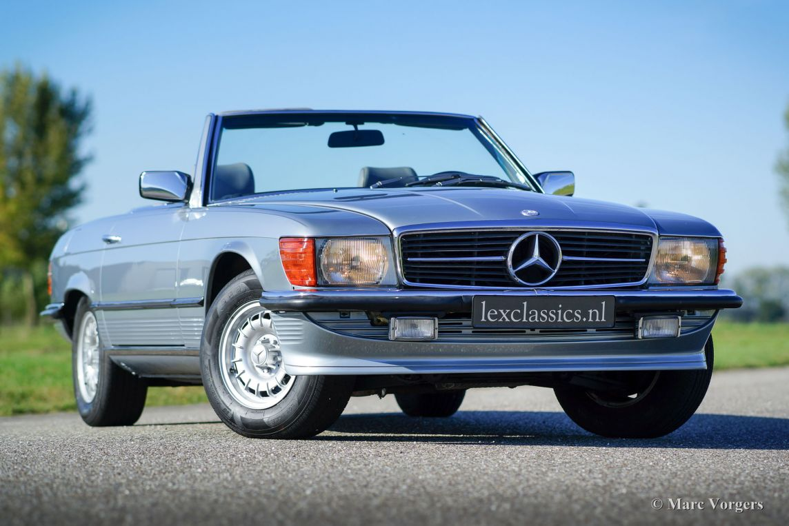 mercedes benz 380 sl 1982 classicargarage de. Black Bedroom Furniture Sets. Home Design Ideas