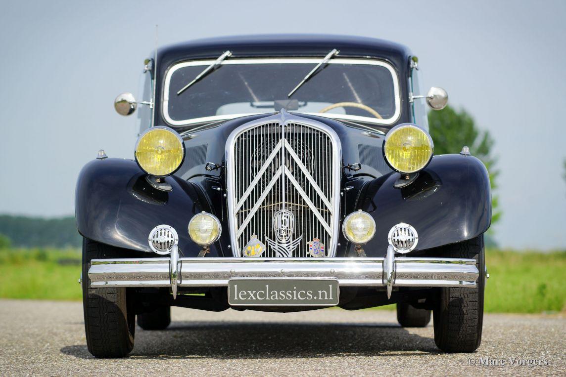 citro n 15 six traction avant 1951 classicargarage de. Black Bedroom Furniture Sets. Home Design Ideas