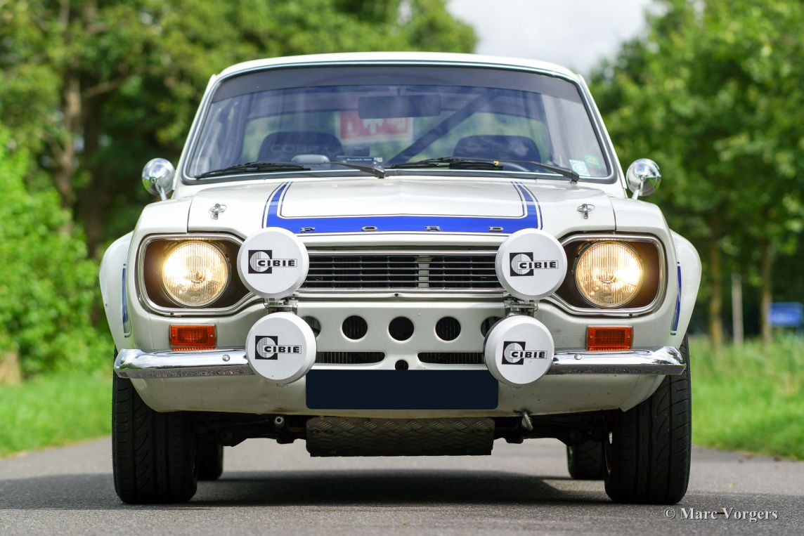 Atlas Auto Sales >> Ford Escort Mk I rally car, 1970 - Classicargarage - DE