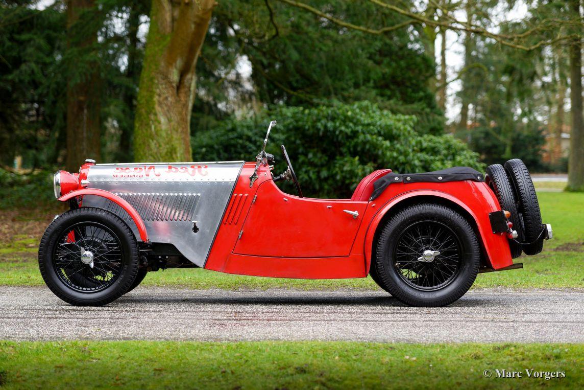 Route 31 Auto Sales >> Singer Nine Sports, 1934 - Classicargarage - DE