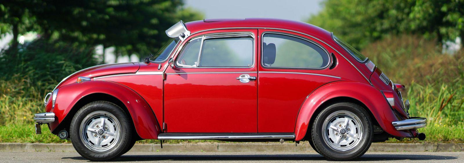 Old Ist Car