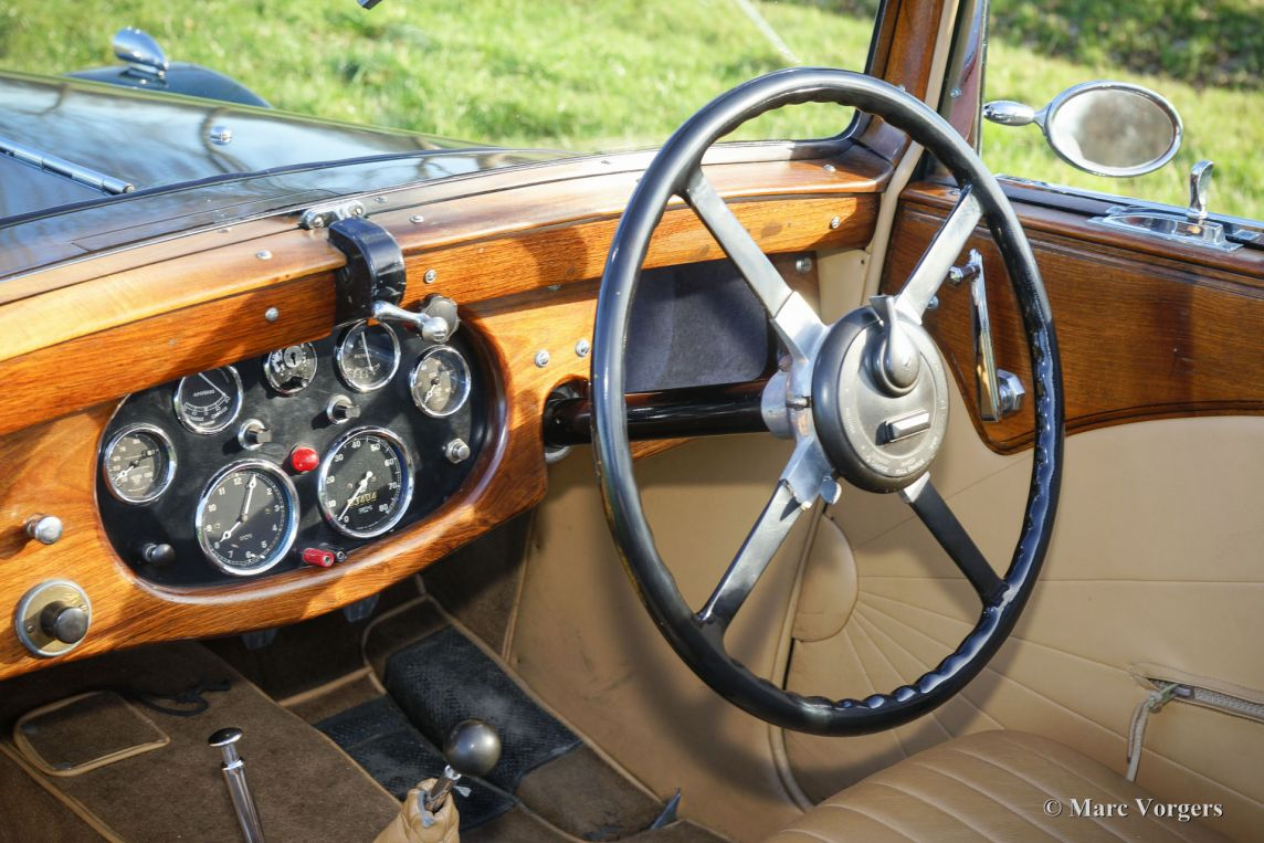 Ac Ace 16 66 Two Seater Dhc 1935 Classicargarage De