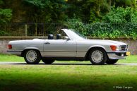 Mercedes-Benz 500 SL, 1985