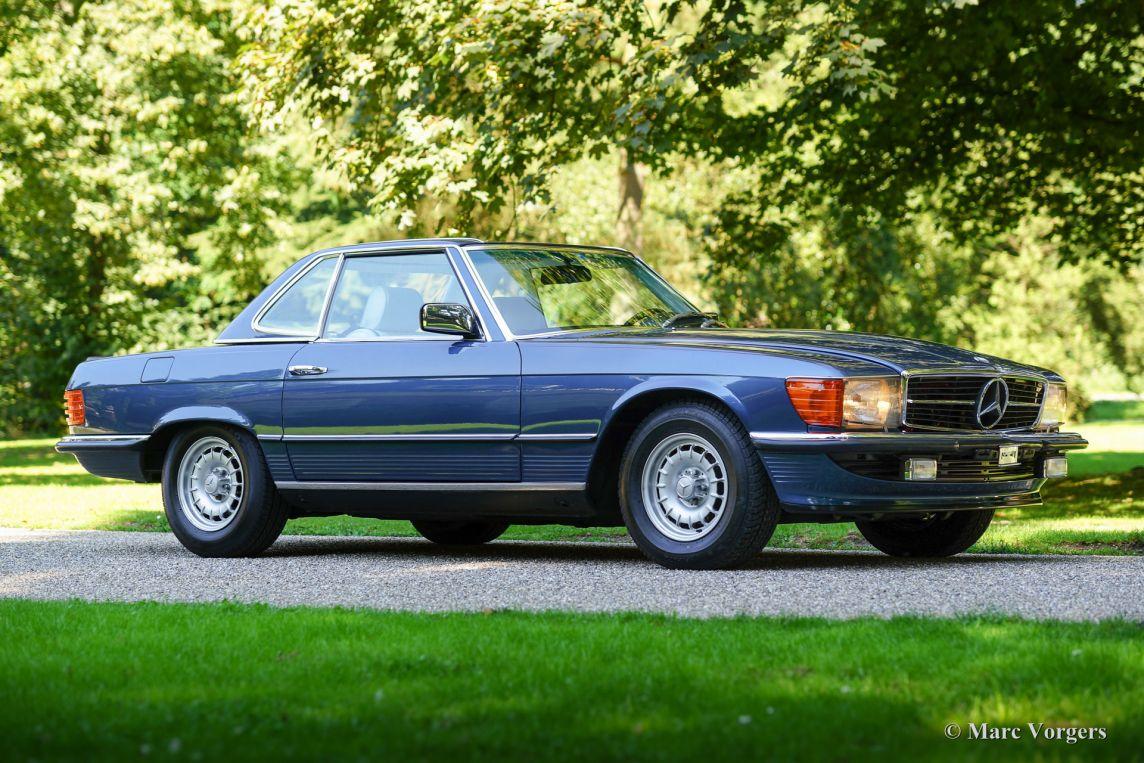 Mercedes benz 500 sl 1983 classicargarage de for Mercedes benz 1983