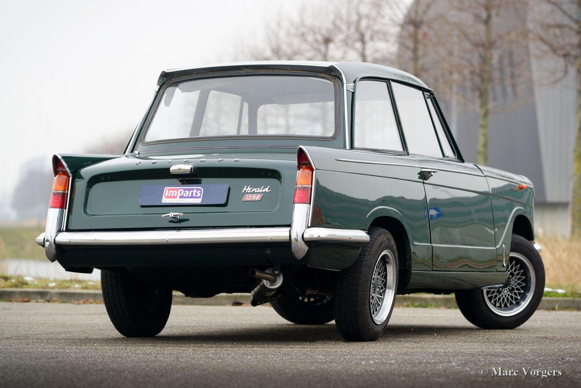 Triumph Herald 12 50 1966 Classicargarage De