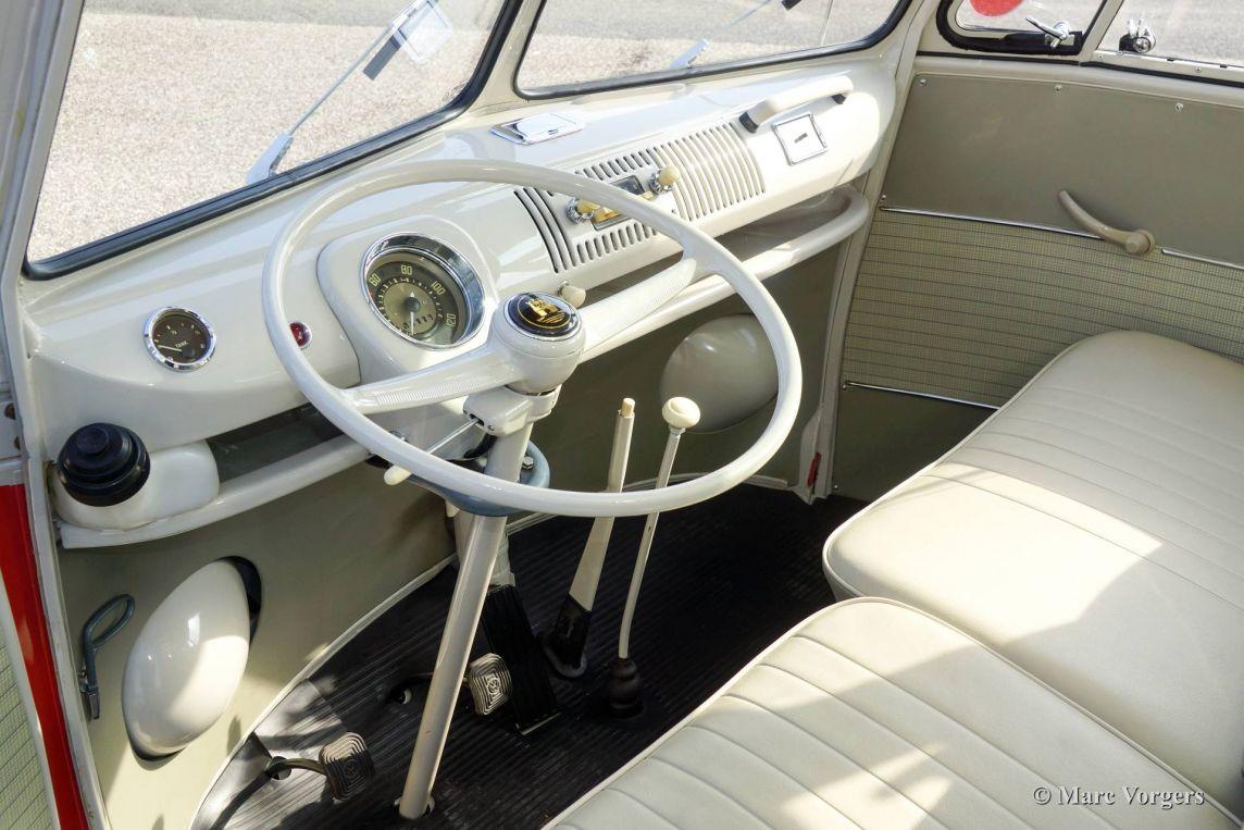 Volkswagen T1 Samba Bus 1963 Classicargarage De