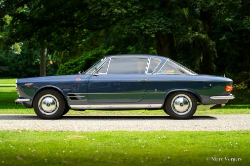Fiat 2300 S coupe, 1966