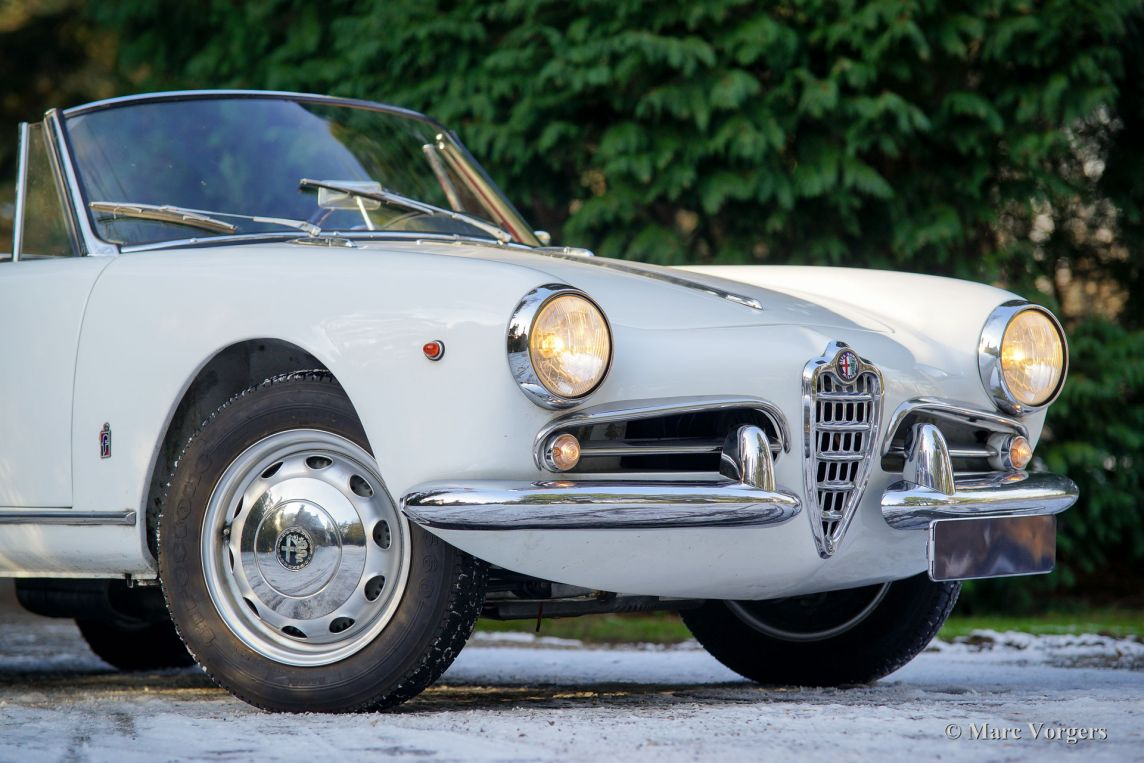 alfa romeo giulietta spider 1960 classicargarage de. Black Bedroom Furniture Sets. Home Design Ideas
