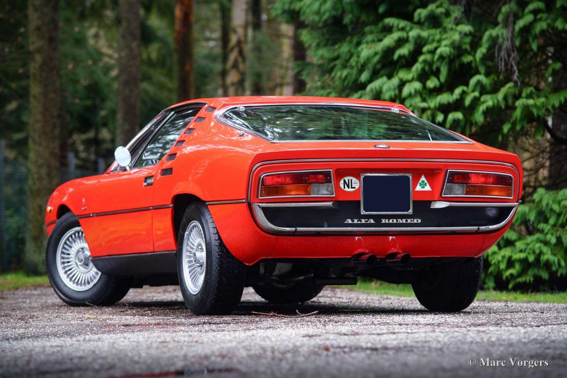 Alfa Romeo Montreal E A