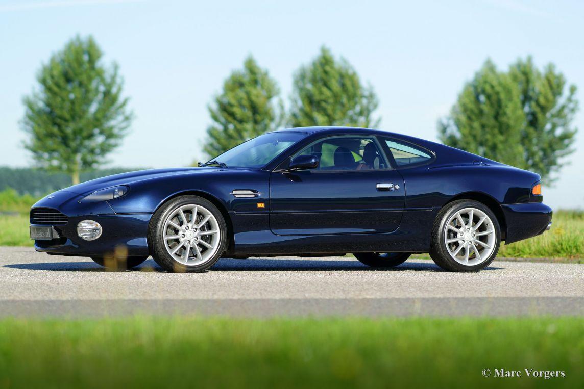 Aston Martin DB7 Vantage, 2002