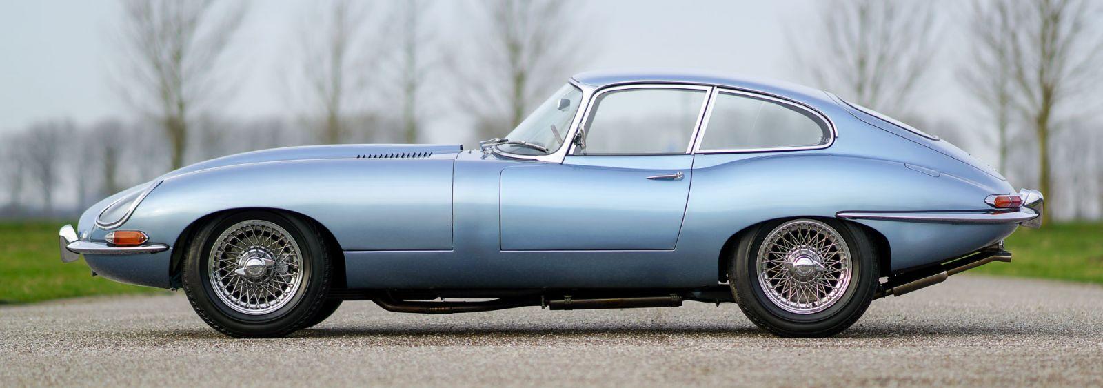 Jaguar E-type 4.2 Litre FHC, 1965 - Classicargarage - DE
