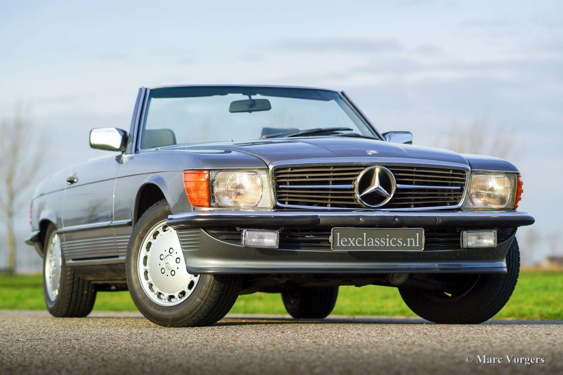 Mercedes benz 560 sl 1988 classicargarage de for Mercedes benz 560 sl
