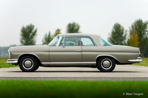 Mercedes-Benz 250 SE coupe, 1966