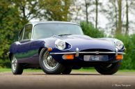 Jaguar E-type 4.2 FHC, 1969
