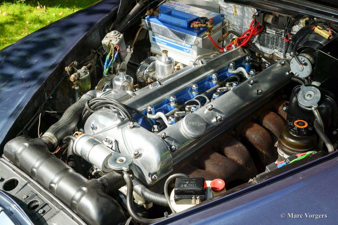 Jaguar E Type >> Jaguar Mk II 3.8 Litre, 1965 - Classicargarage - DE