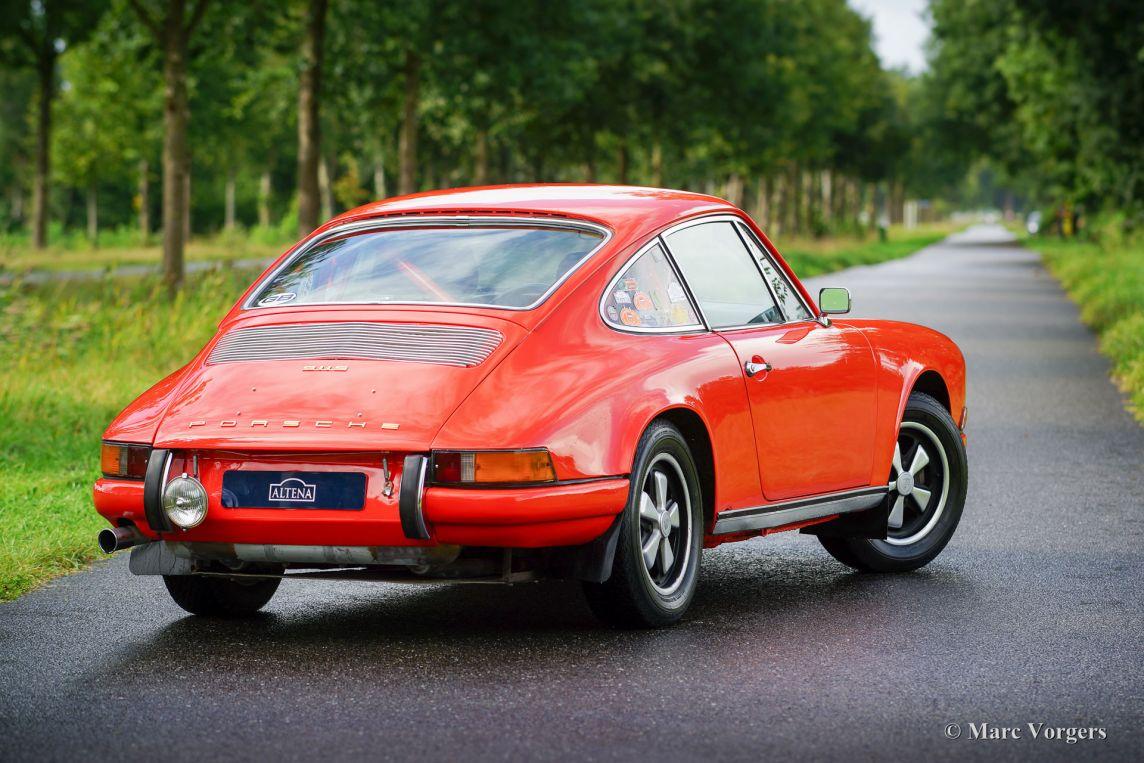 Porsche 911 S Rally Car 1970 Classicargarage De