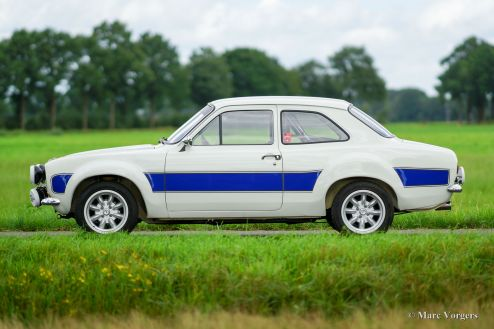 Ford Escort Mk I rally car, 1970
