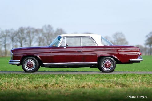 Mercedes-Benz 250 SE coupe, 1968