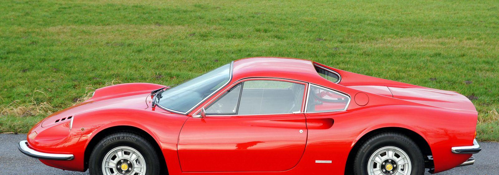 Ferrari Dino 246 Gt 1972 Classicargarage De
