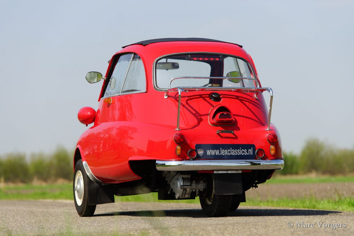 Bmw Isetta 300 1961 Classicargarage De