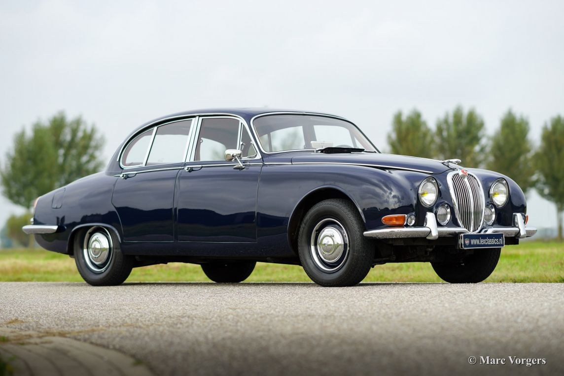 Jaguar S Type 3 4 Litre 1965 Classicargarage De