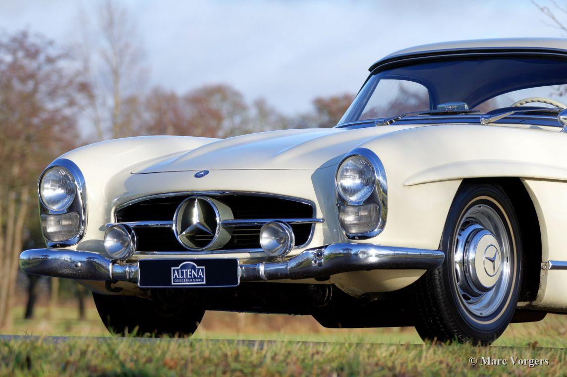 mercedes benz 300 sl roadster 1961 classicargarage de. Black Bedroom Furniture Sets. Home Design Ideas