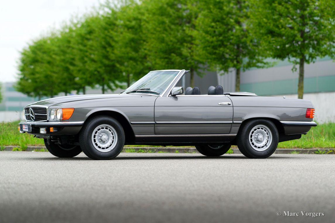 Mercedes benz 280 sl 1977 classicargarage de for Where do they make mercedes benz