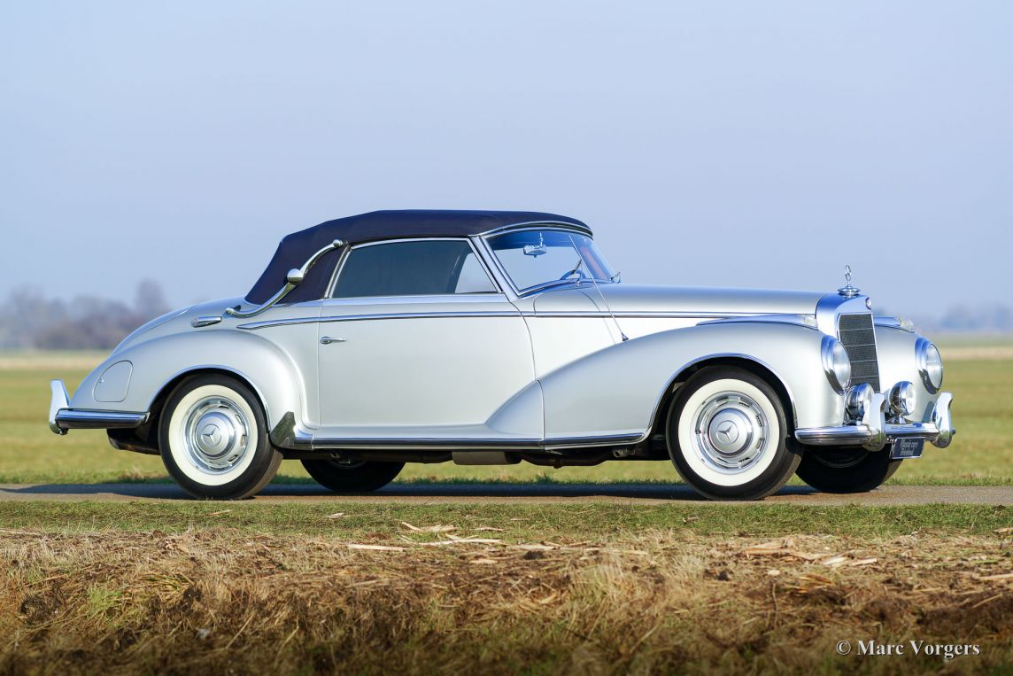 Mercedes benz 300 s cabriolet 1953 classicargarage de for Mercedes benz 300 s