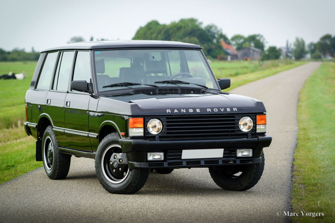 range rover vogue se 1990 classicargarage de. Black Bedroom Furniture Sets. Home Design Ideas