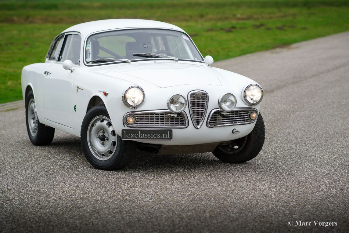 alfa romeo giulietta sprint veloce 1959 classicargarage. Black Bedroom Furniture Sets. Home Design Ideas