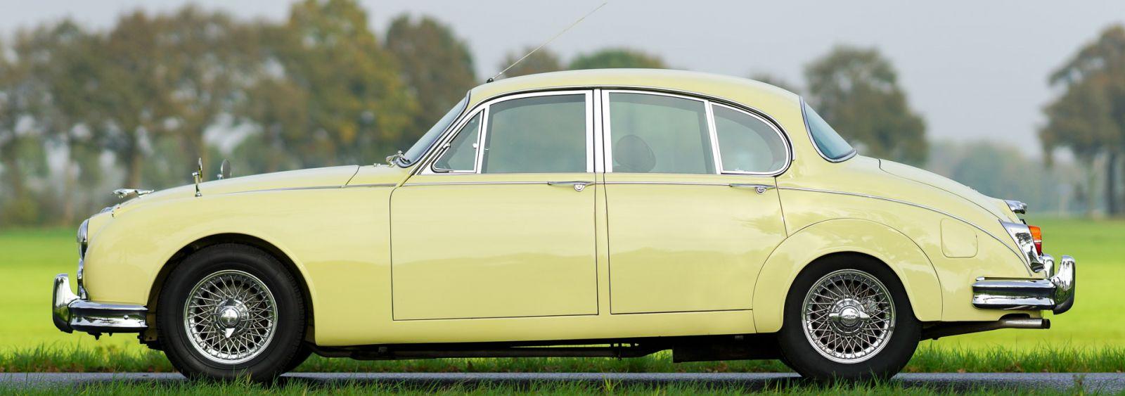Jaguar Mk II 3.8 Litre, 1966 - Classicargarage - DE