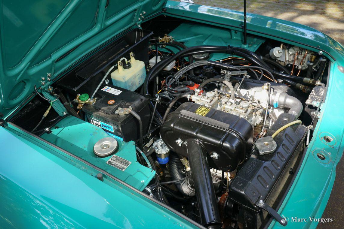 lancia fulvia engine