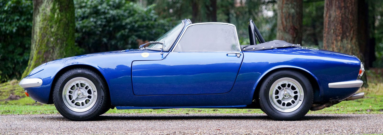 Lotus Elan Series 3, 1966