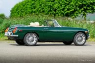 MG MGB roadster, 1977