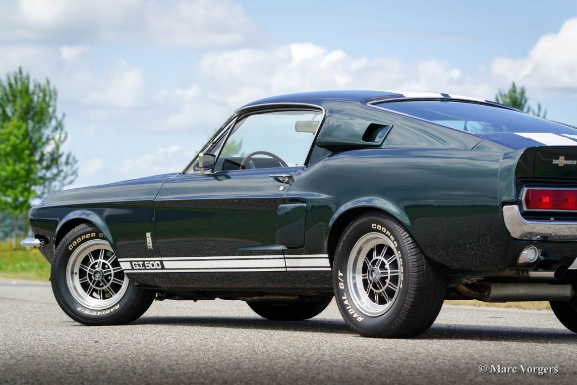 Ford Mustang Shelby Gt 500 1967 Classicargarage De