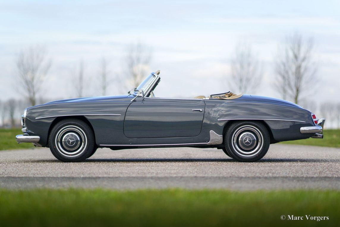 Mercedes benz 190 sl 1958 classicargarage de for Where do they make mercedes benz