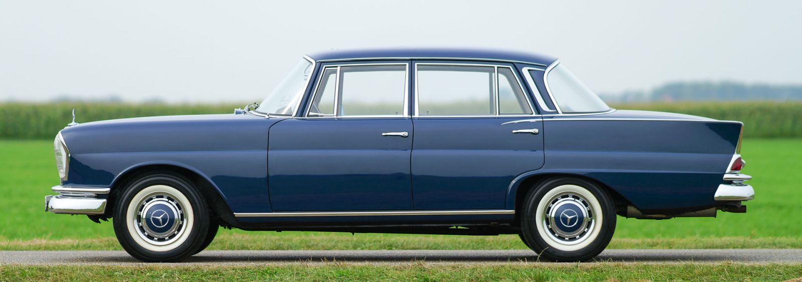 Mercedes-Benz 220 S, 1964 - Classicargarage - DE