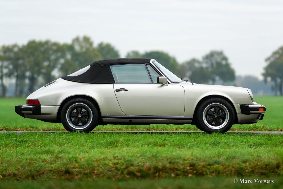 porsche 911 carrera 3 2 cabriolet 1984 classicargarage de. Black Bedroom Furniture Sets. Home Design Ideas