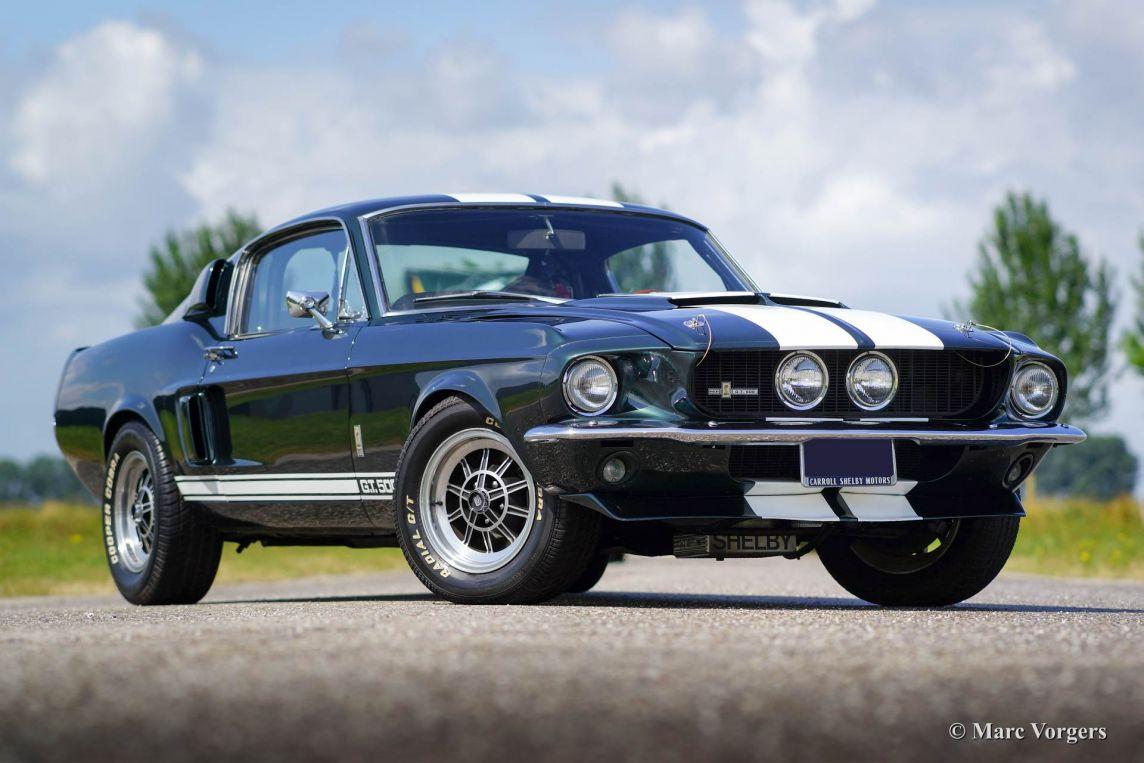 Ford Mustang Shelby Gt 500 1967 Classicargarage De