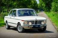 BMW 2002 rally car, 1969